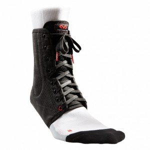 ANKLE BRACE LACE-UP WITH STAYS