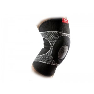 KNEE SLEEVE ELASTIC WITH GEL BUTTRESS
