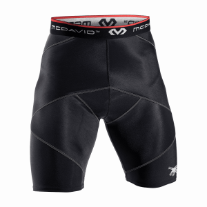 CROSS COMPRESSION SHORT WITH HIP SPICA