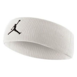 JORDAN JUMPMAN HEADBAND 'WHITE'