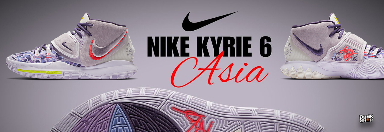 KYRIE 6 'ASIA IRVING'